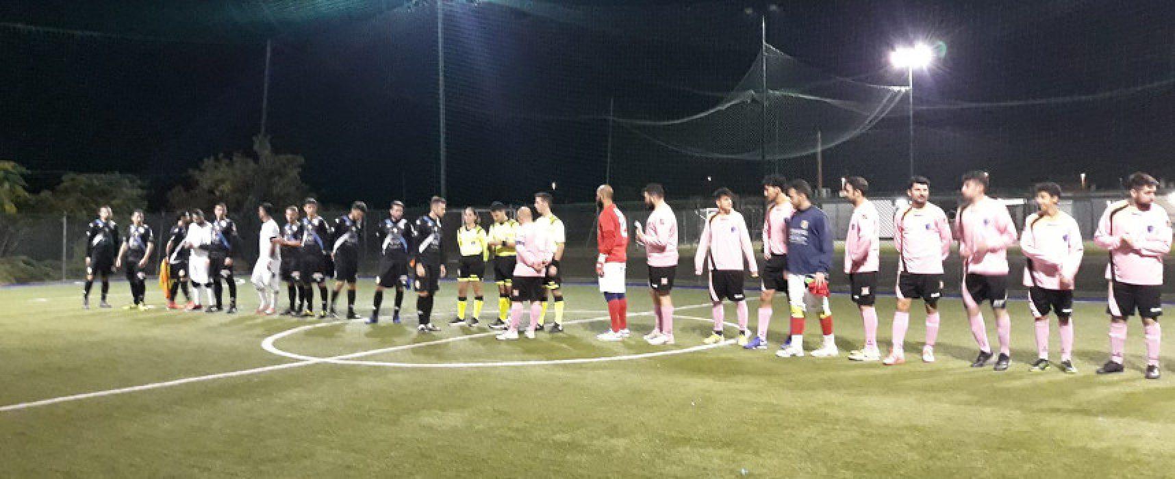 Il Futbol Cinco rende visita alla corazzata Itria