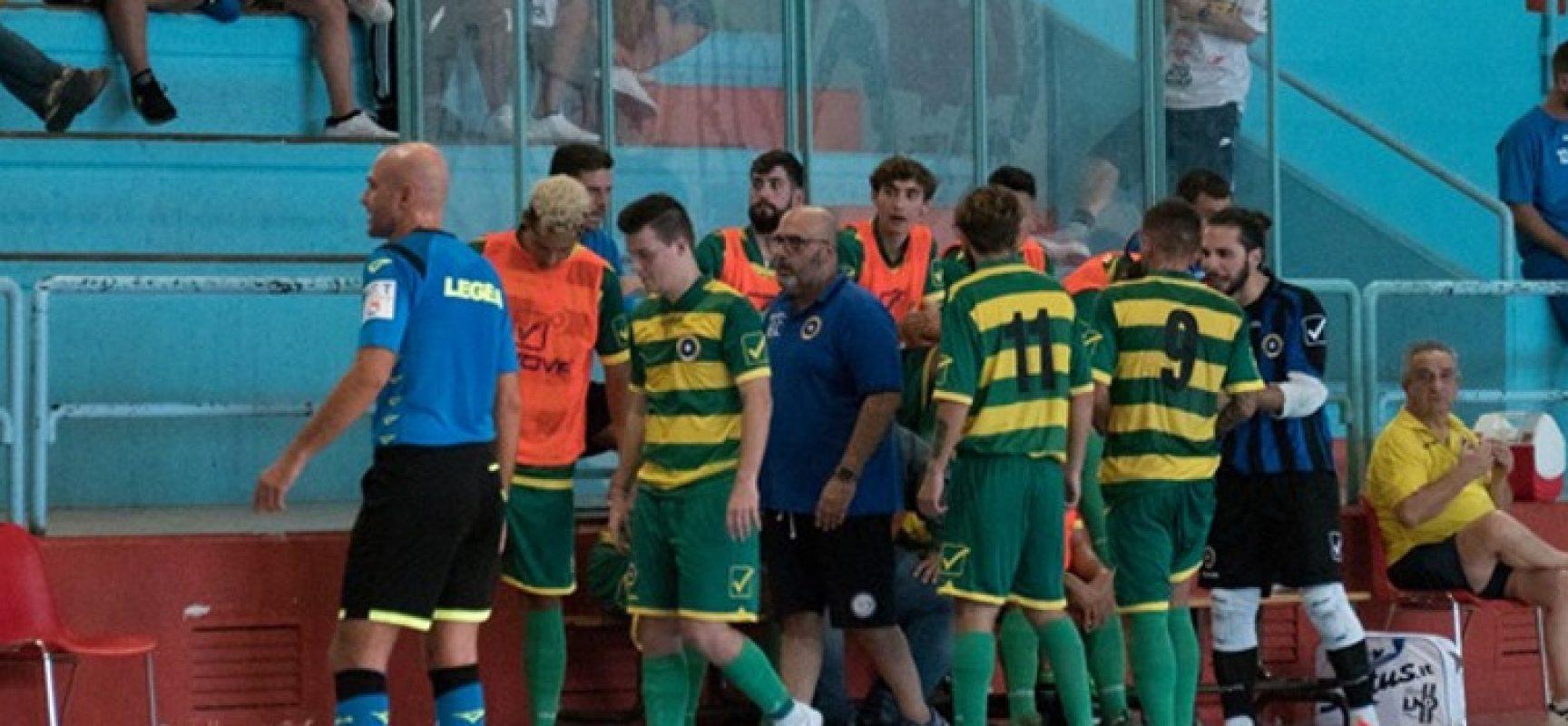 Pesanti ko per Futsal Bisceglie e Futbol Cinco