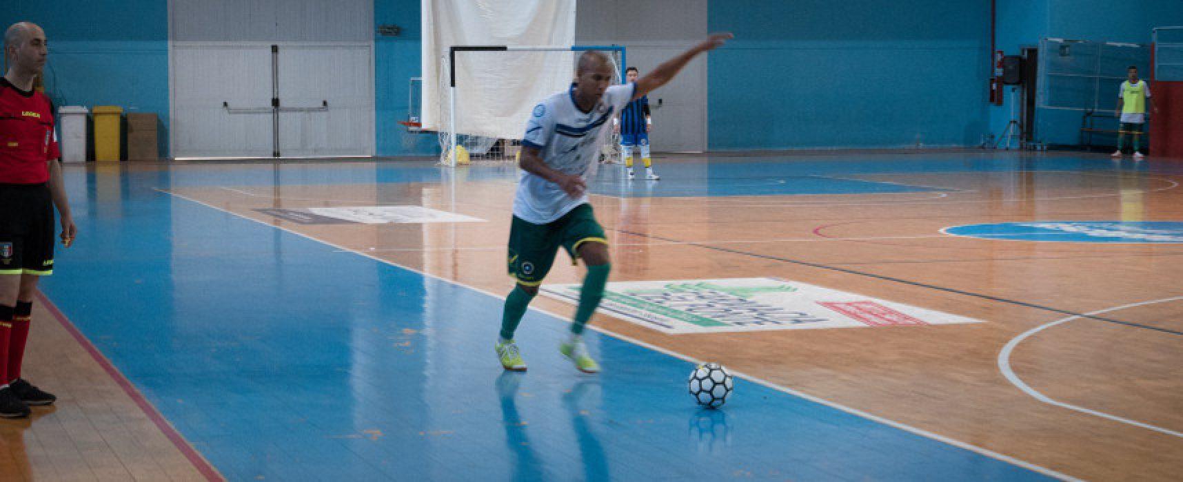 Futsal Bisceglie in Sicilia, Diaz ospita Sporting Venafro, Cinco nella tana della capolista