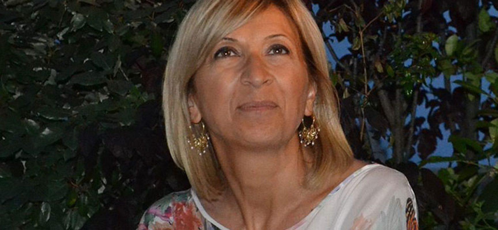 """La scrittrice Paola Colarossi presenta a Bisceglie """"Ti prometto il mare"""""""