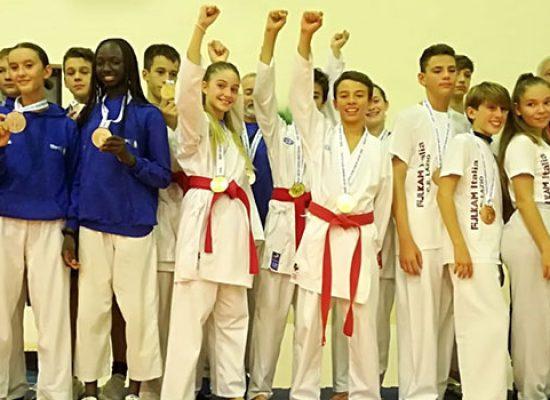 """Oro per Federico Papagni alle finali del """"Trofeo Coni Kinder+Sport"""""""