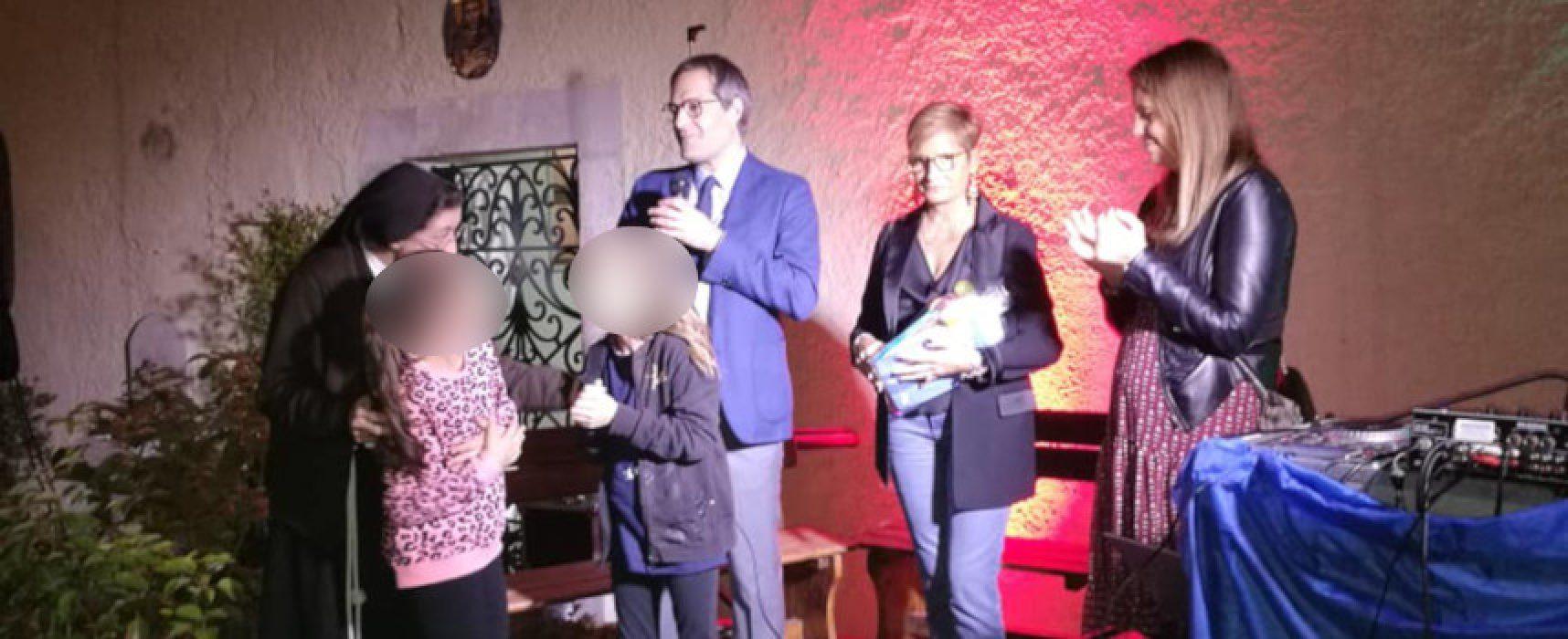 Villa Giulia festeggia i 70 anni della struttura, l'omaggio del sindaco Angarano