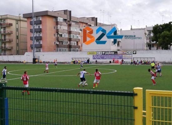 Unione Calcio, pareggio interno contro il Barletta
