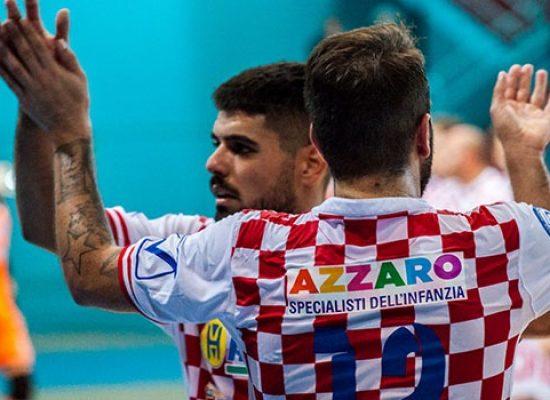 Ko esterni per Futsal Bisceglie e Futbol Cinco. Pareggio in rimonta per la Diaz