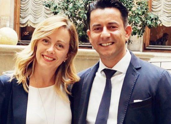 Il deputato biscegliese Davide Galantino passa a Fratelli d'Italia