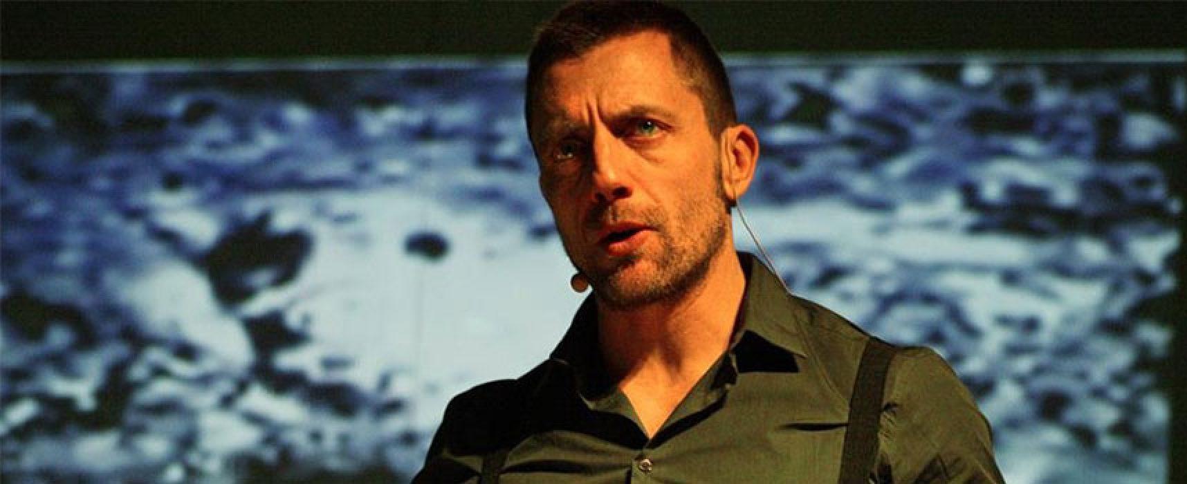 """AutunnoLibri, il giornalista Angelo Mellone presenta """"Fino alla fine"""""""
