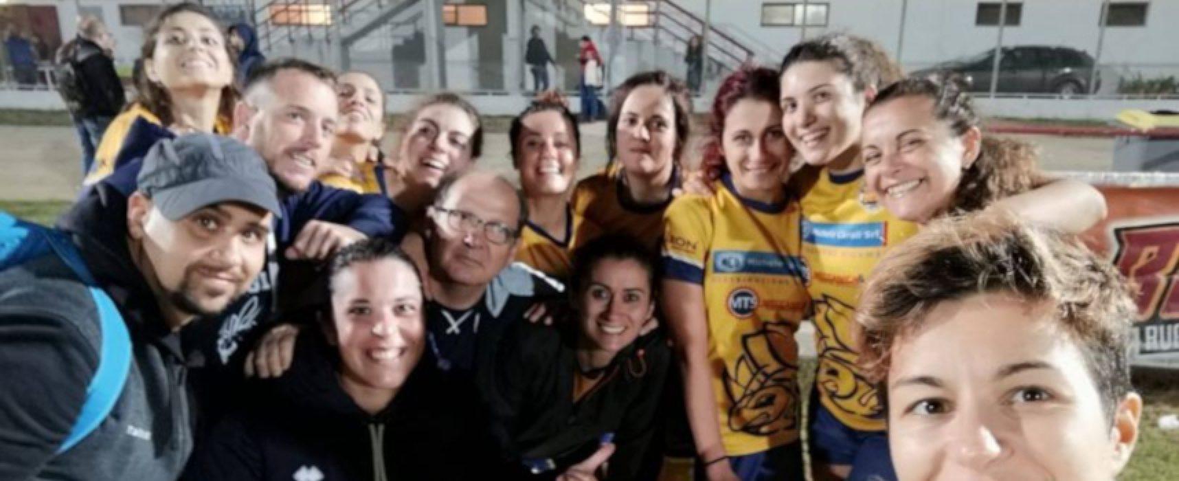 Vittoria per il Bees Rugby nella tappa di Coppa Italia