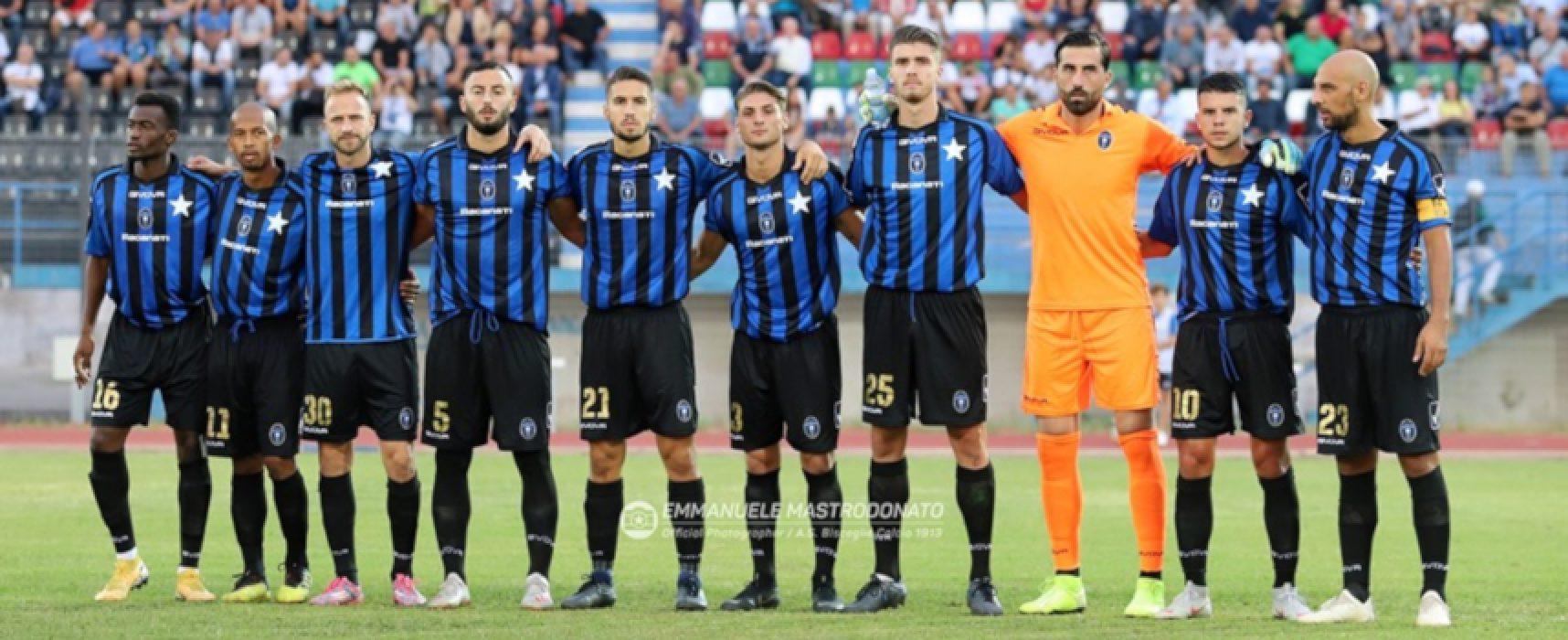 Comincia dal Picerno l'avventura di Pochesci sulla panchina del Bisceglie Calcio