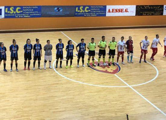 Bisceglie Femminile beffato nel finale a Cagliari