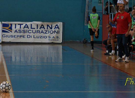 Bisceglie Femminile nella Capitale per l'anticipo di Serie A