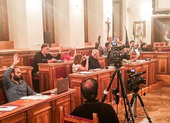 """Consiglio Comunale, approvato Bilancio consolidato 2018; Angarano: """"Quadro rassicurante"""""""