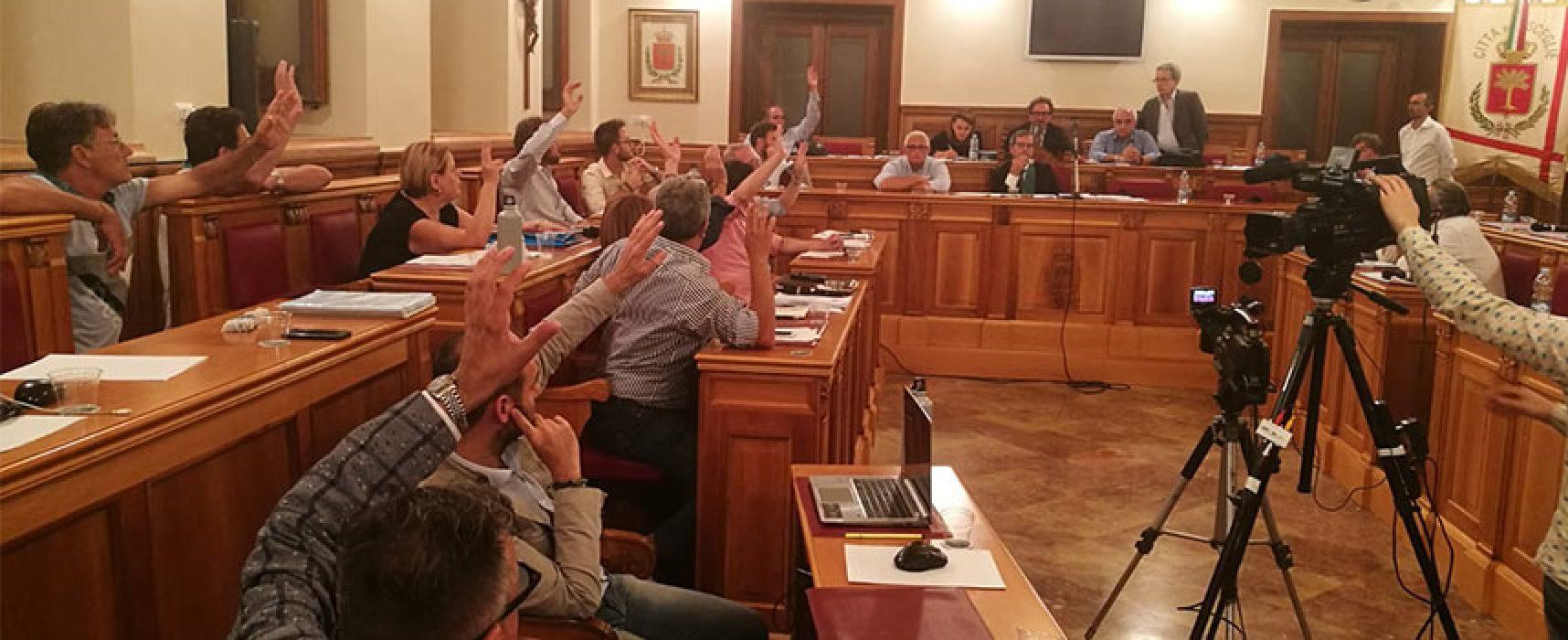 Consiglio comunale, approvato Documento Strategico del Commercio