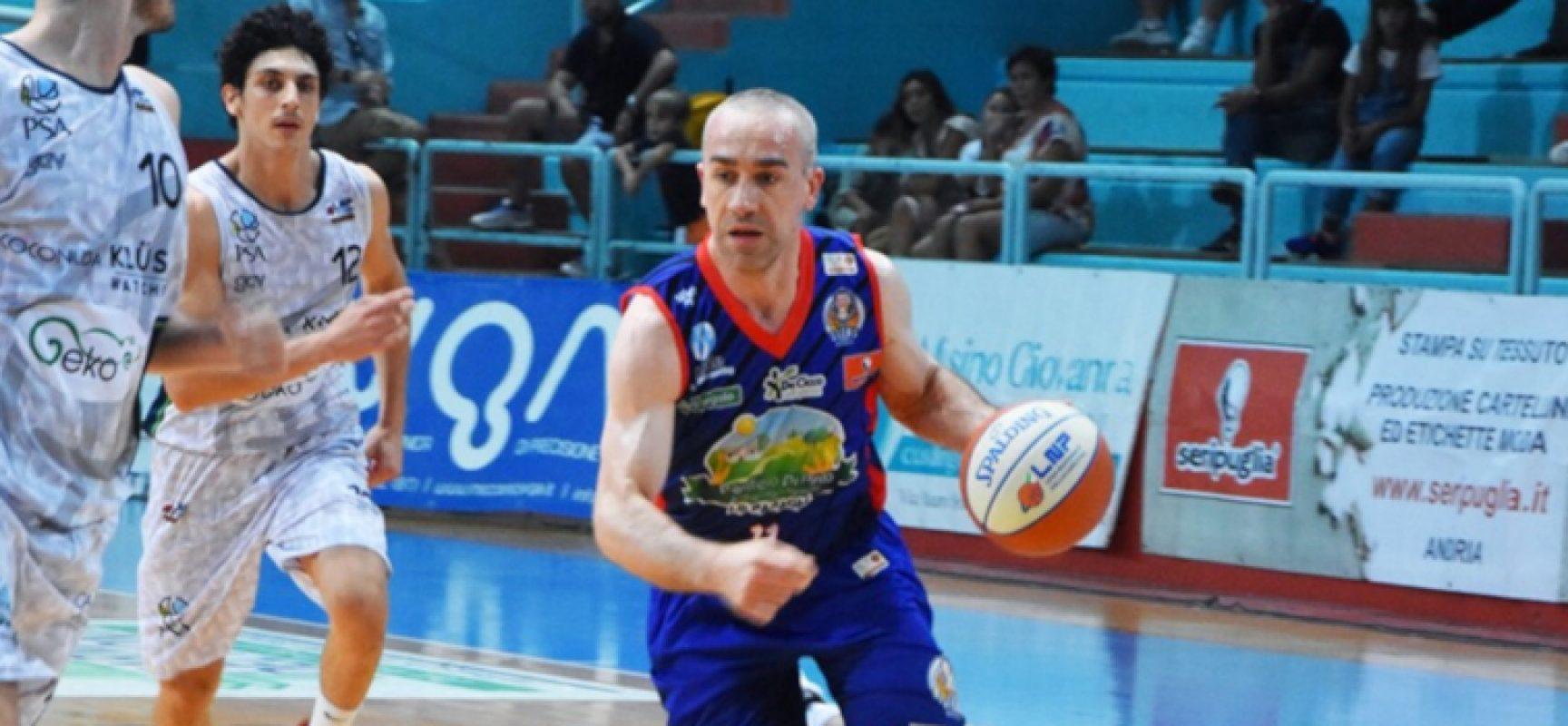 Lions Basket sconfitti da un'ottima Virtus Cassino
