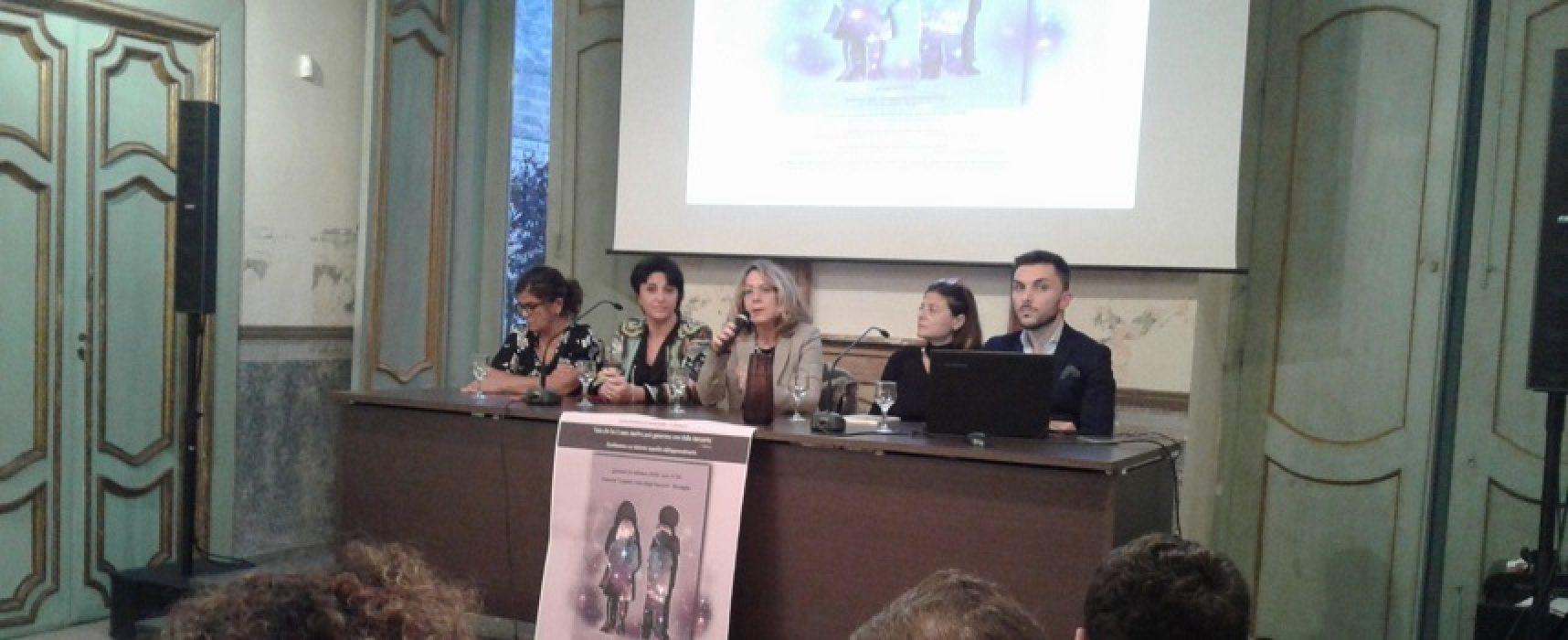 Dsa, gli specialisti incontrano genitori ed educatori a Palazzo Tupputi