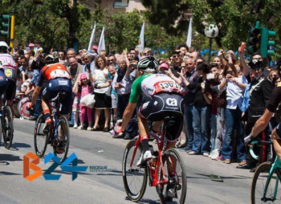 Il Giro d'Italia 2020 torna a percorrere le strade biscegliesi
