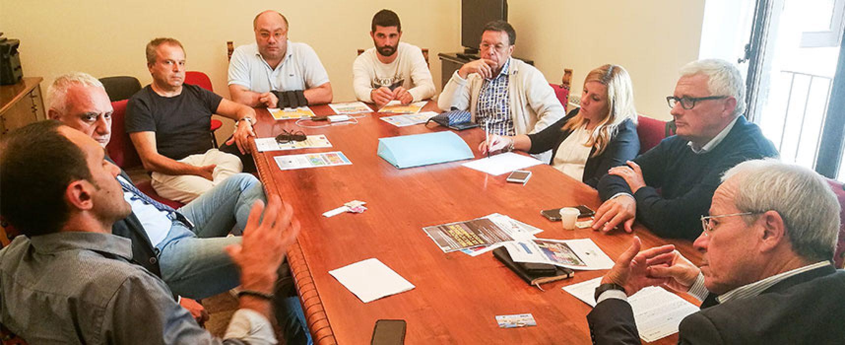 Incontro Amministrazione-commercianti, in cantiere nuove iniziative