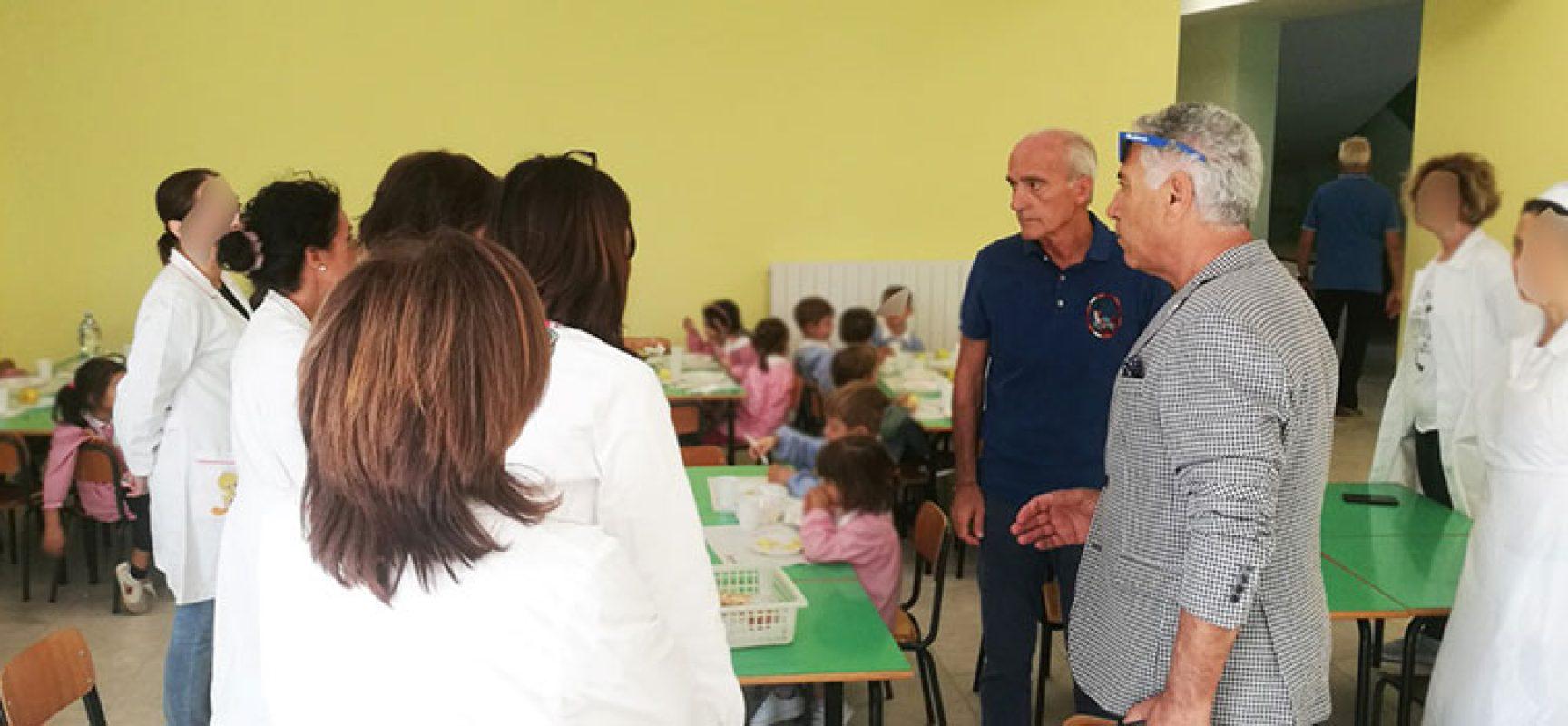 Assessori e Consiglieri nei plessi scolastici per verifica refezione