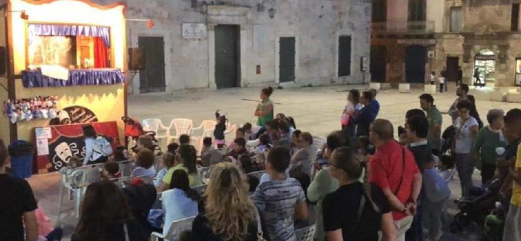 Ruvo, furto all'interno del teatro dei burattini del biscegliese Alessio Sasso