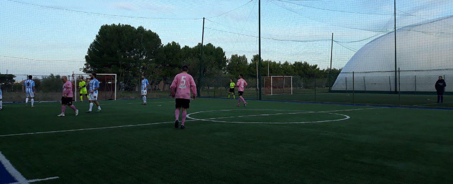 Un giovane Futsal Bisceglie nulla può in Calabria, Diaz ko nel derby, Cinco ok