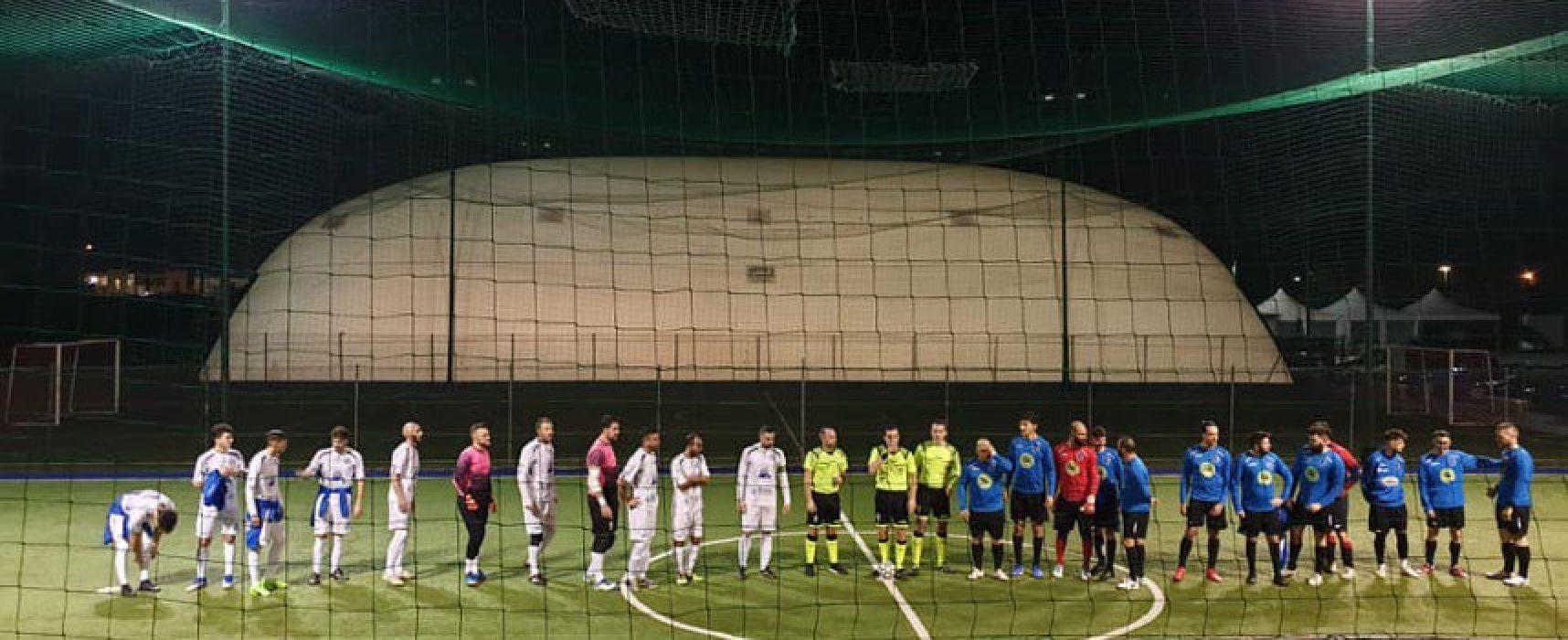 Futbol Cinco, pesante sconfitta casalinga contro il Futsal Monte Sant'Angelo