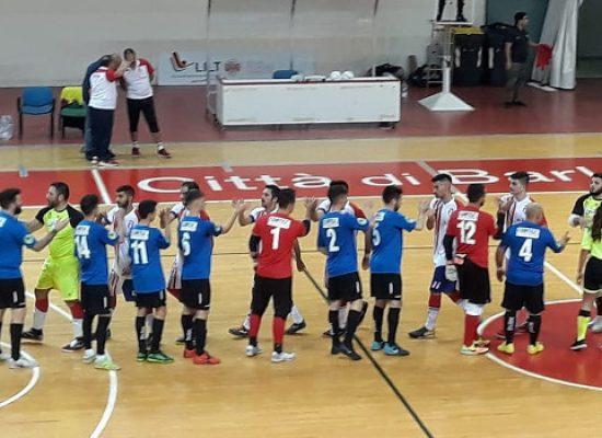 Futbol Cinco, obiettivo riscatto contro il Futsal Monte Sant'Angelo