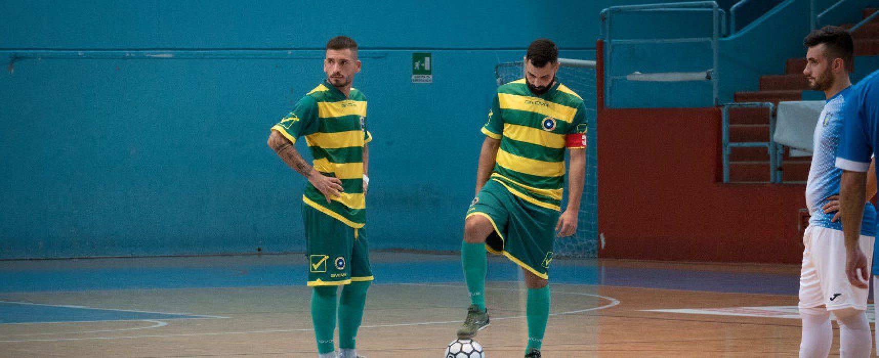 Futsal Bisceglie in Calabria, derby per la Diaz, scontro salvezza per il Cinco
