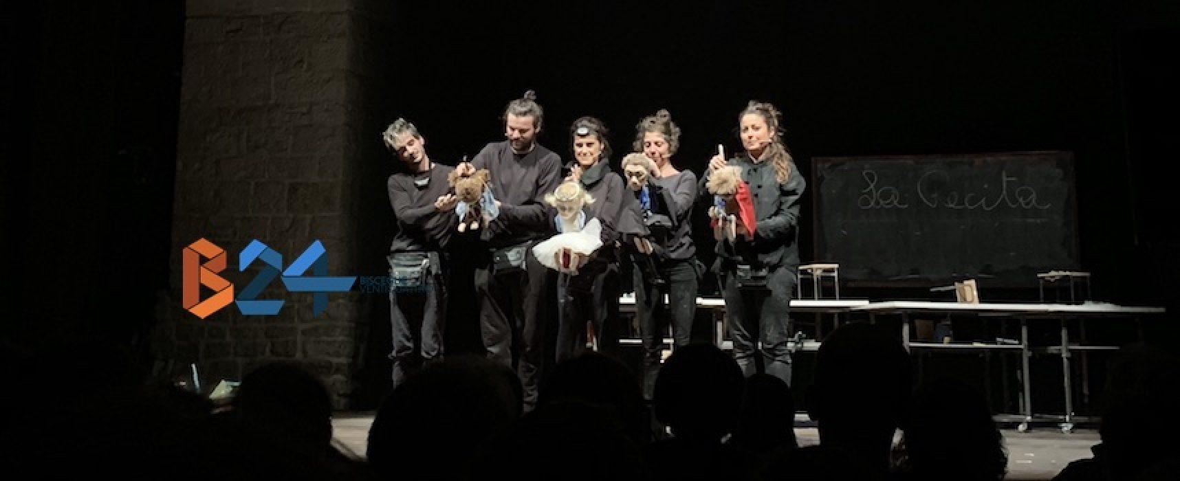 Le marionette de La Classe inaugurano la stagione di SistemaGaribaldi, stasera la replica