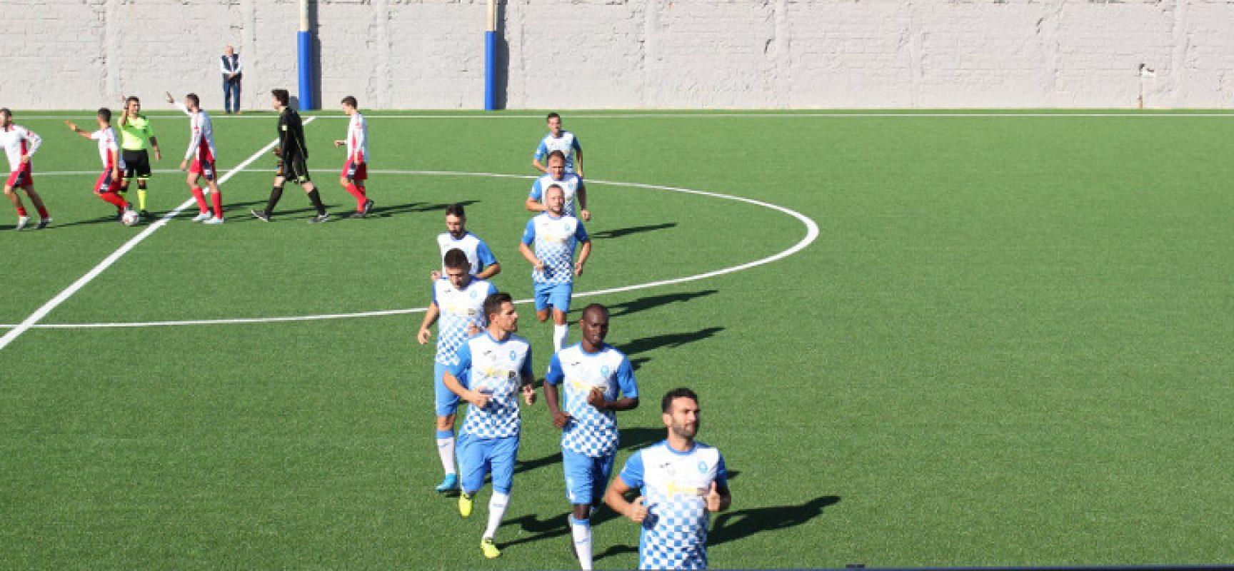 Virtus Bisceglie sconfitta nel finale dalla capolista Palese