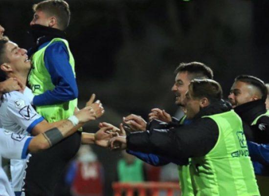 Bisceglie Calcio: a Monopoli quarto stop consecutivo