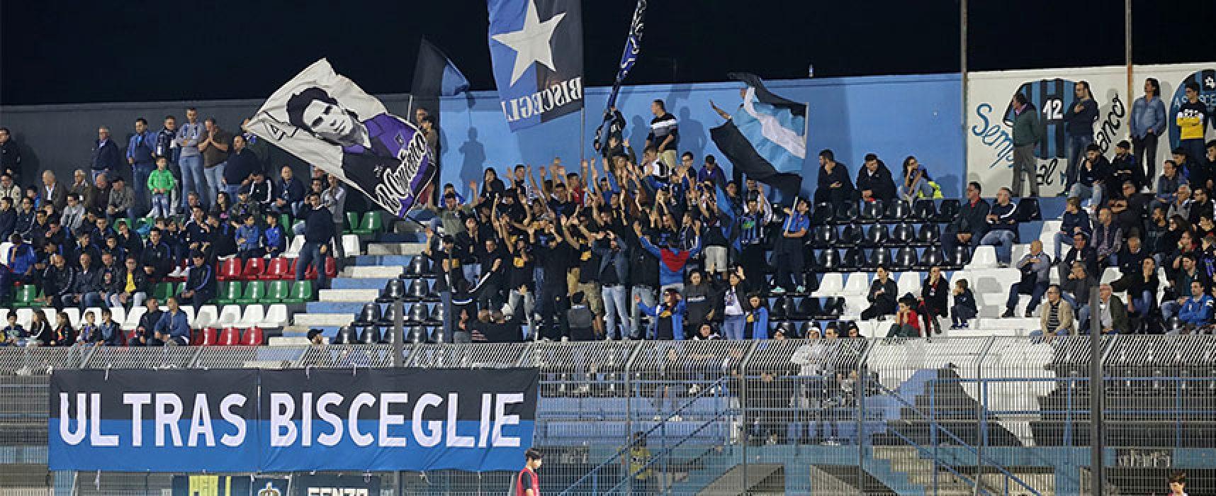 """Arriva il Bari, il club indice la giornata """"Pro Bisceglie"""""""