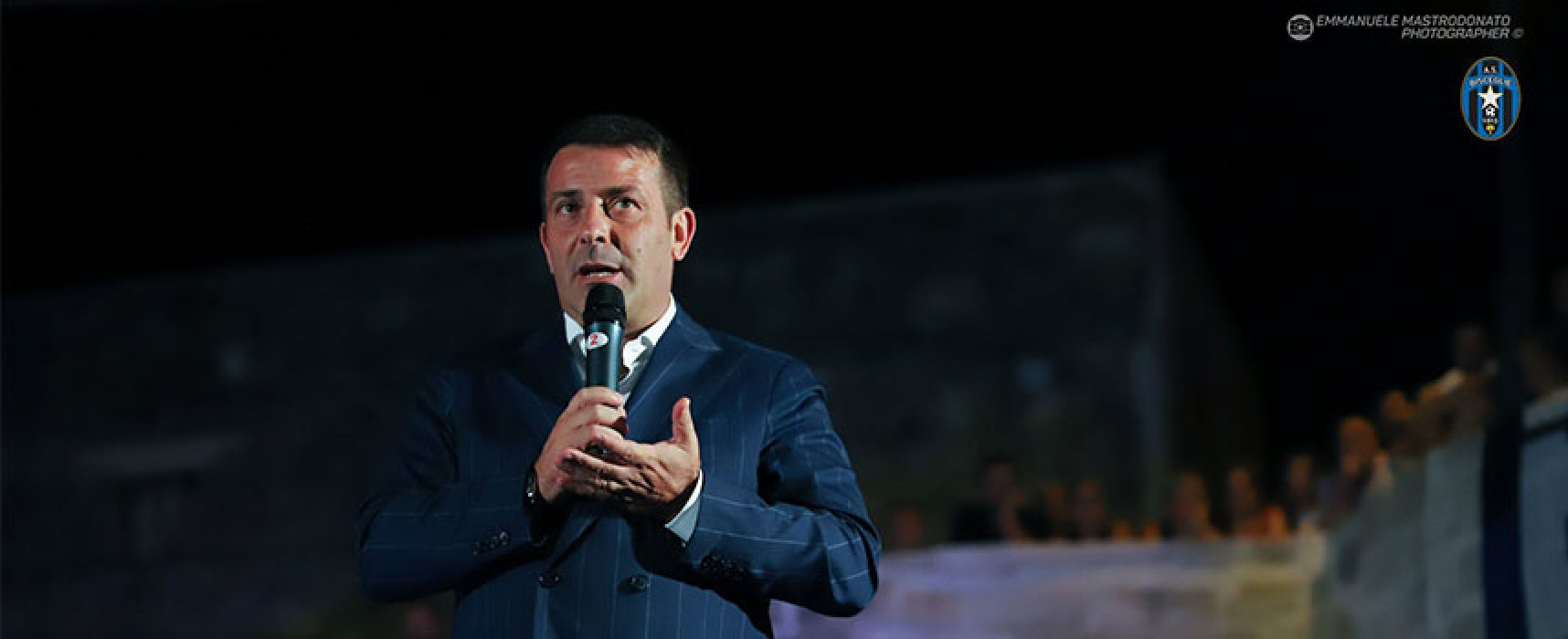 """Canonico: """"Disposto a cedere il club gratuitamente, lascio patrimonio nelle mani del sindaco"""""""