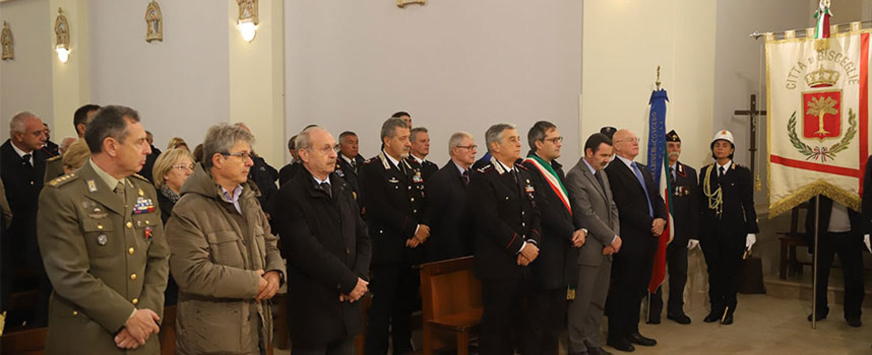 "Sindaco Angarano: ""Profondamente grati a Carlo De Trizio e Pierdavide De Cillis"" / FOTO"