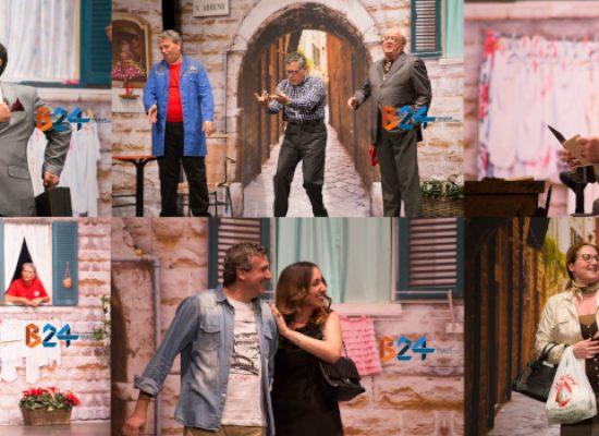 La Compagnia Dialettale e la sua capacità di unire e divertire / le FOTO della commedia 2019