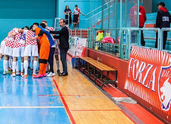Derby per Futsal Bisceglie e Diaz, Futbol Cinco nella tana dell'Azzurri Conversano