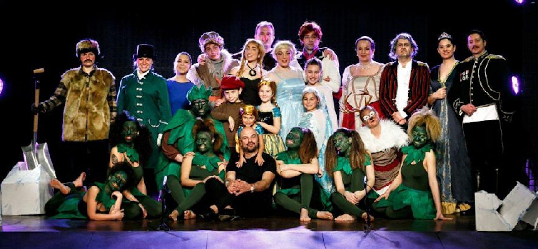 """Fagipamafra torna al Teatro Politeama con """"Frozen"""" e """"Romeo e Giulietta"""""""