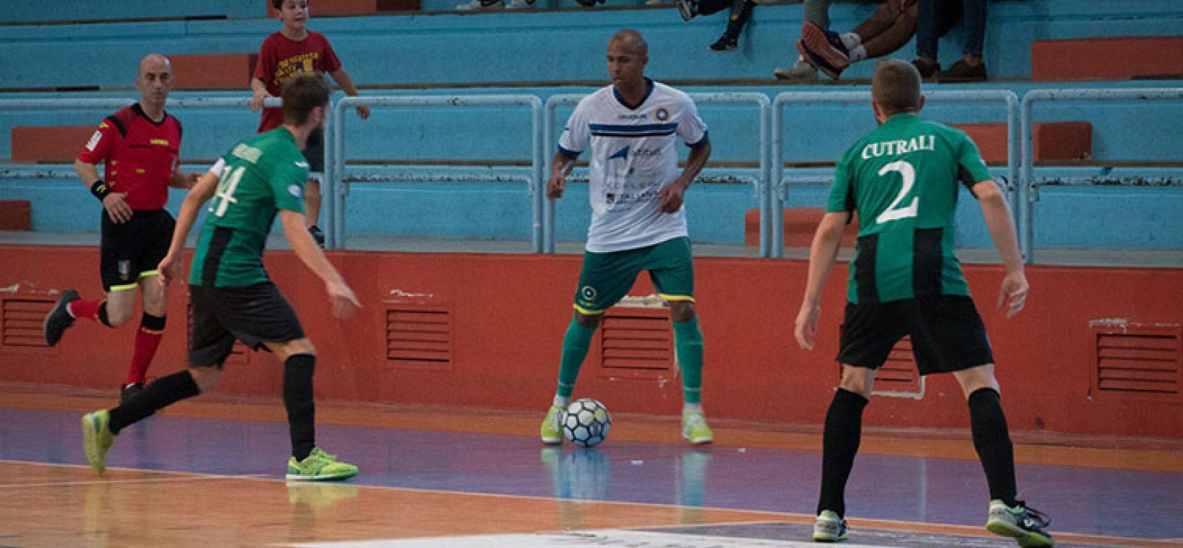 Il brasiliano Eli Junior pronto a lasciare il Futsal Bisceglie
