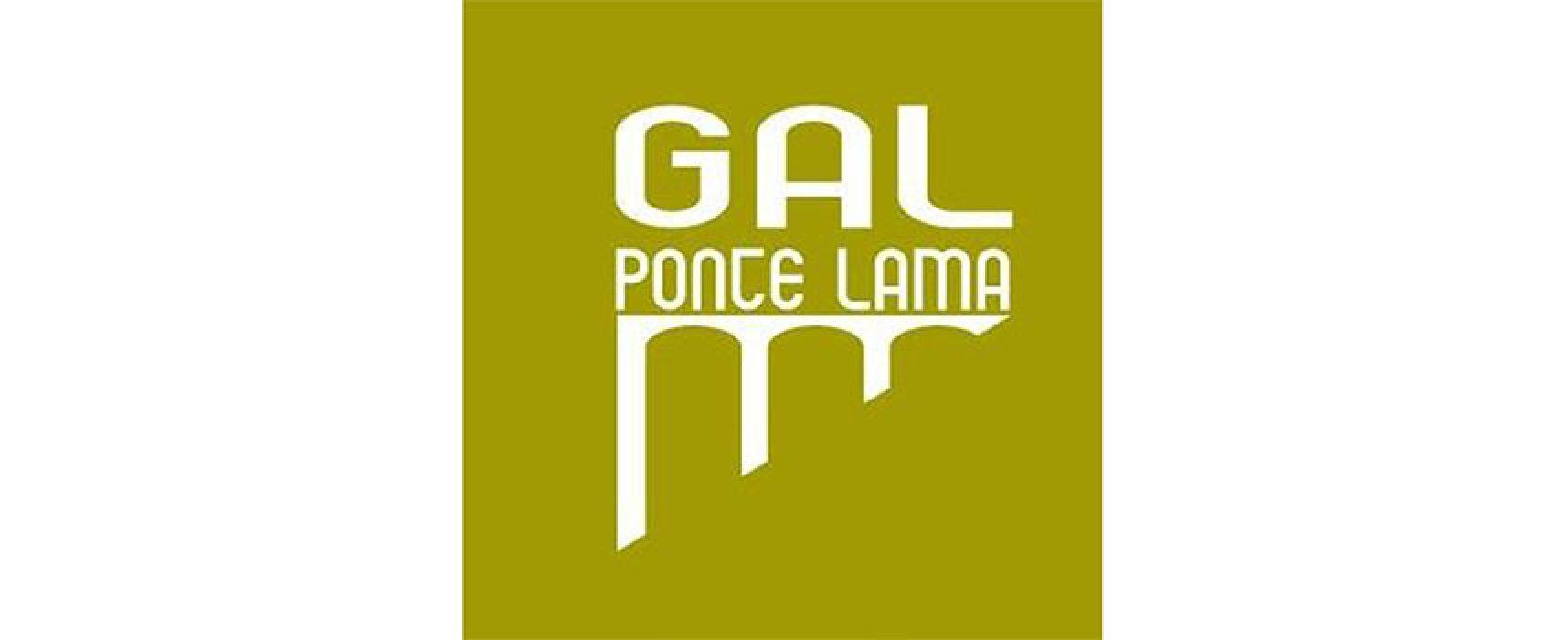 Gal Ponte Lama, pubblicati bandi dedicati alle Amministrazioni Comunali