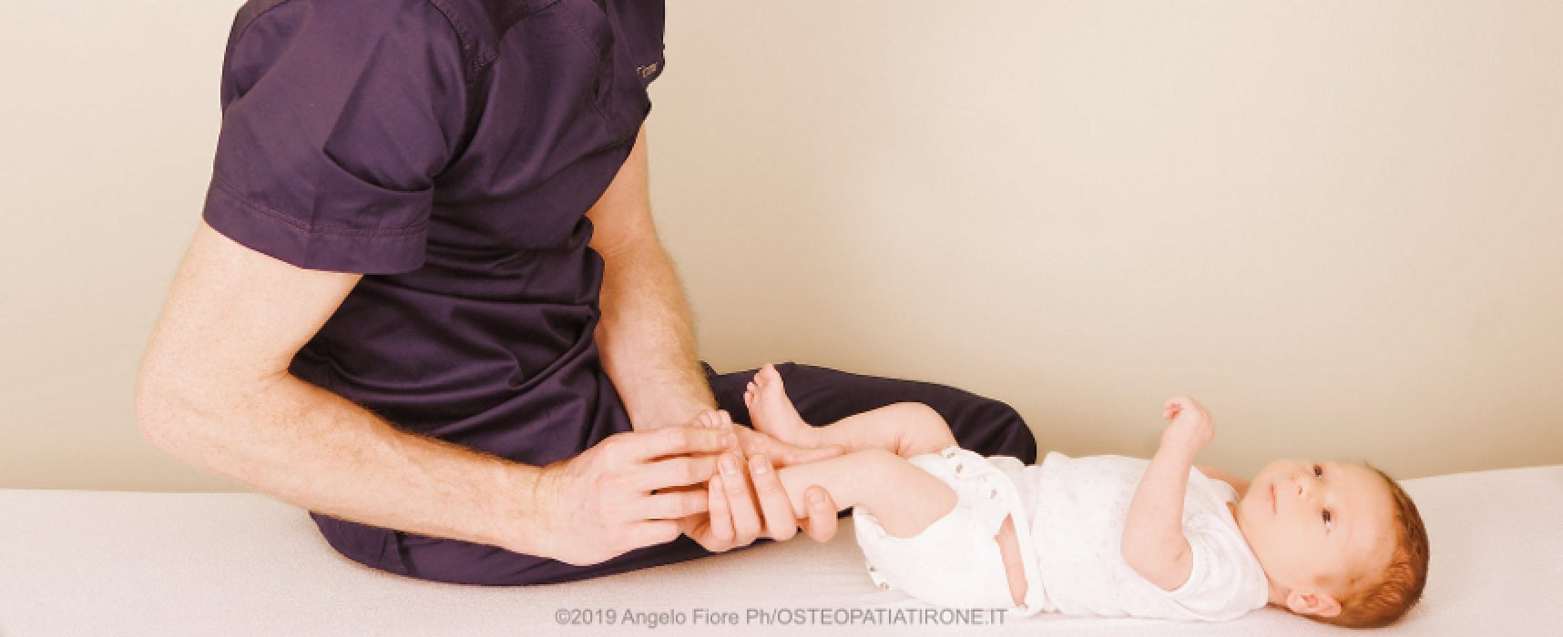 Abbraccio alla vita, incontro su trattamenti osteopatici a bambini prematuri o con disabilità