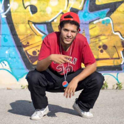 I sogni, i consigli e il singolo del rapper biscegliese Sparketti / VIDEO e FOTO