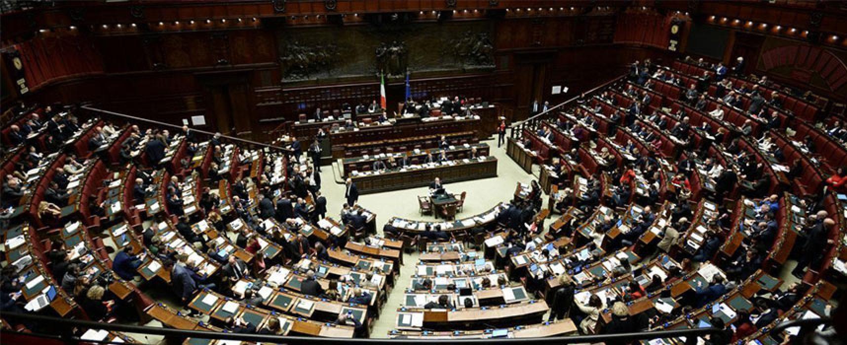A Bisceglie possibile firmare per proposta referendum su legge riduzione dei parlamentari
