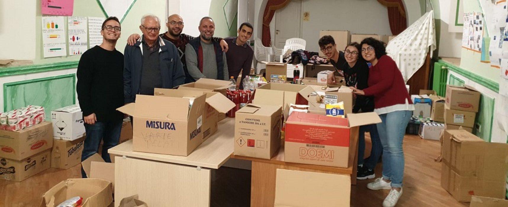 Giornata dei poveri, il bilancio della raccolta alimentare promossa da Caritas