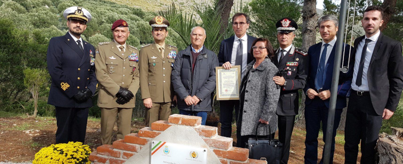 """Boccia riceve il premio Nassiriya per la pace: """"Sempre grati ai nostri soldati"""""""