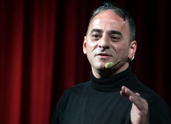 Lo scrittore e attore Salvatore Striano racconta la sua esperienza in due incontri a Bisceglie