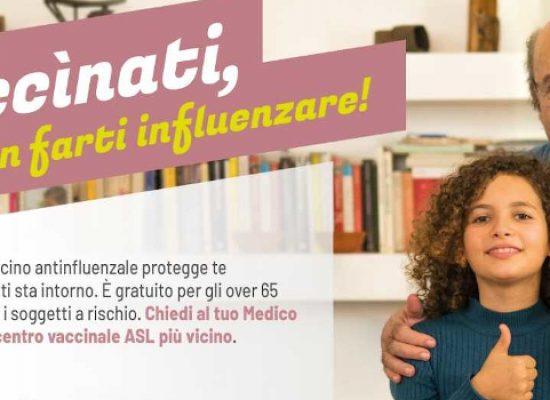 Campagna antinfluenzale 2019/20, 90mila dosi di vaccino su tutto il territorio della Bat