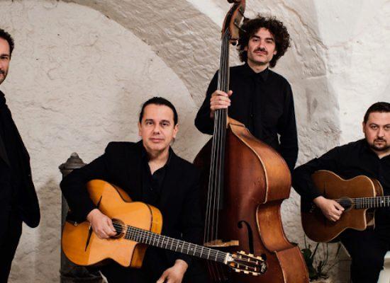 "Scena84, ""Gipsy Jazz Trio"" presenta il concerto di Natale ""Fragile"" al Teatro don Sturzo"