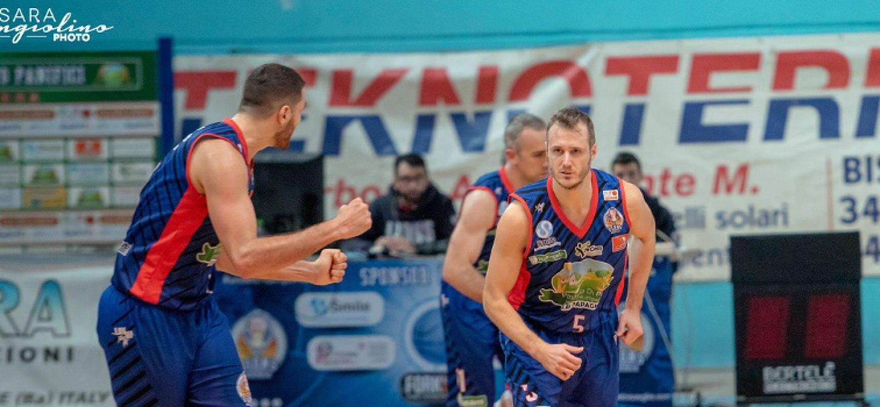Lions di scena a Sant'Antimo in uno scontro diretto playoff