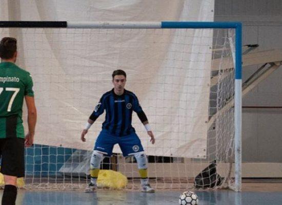 Futsal Bisceglie, termina il rapporto con il portiere Mitrotta