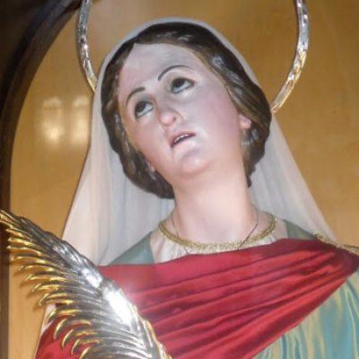 Santa Lucia, il PROGRAMMA delle celebrazioni in Cattedrale