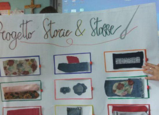 """""""Storie&stoffe"""" in versione natalizia con l'aiuto di giovani studenti"""