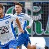 Unione Calcio, Lorusso non basta. L'Otranto vince di misura